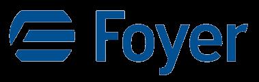 Logo de la compagnie d'assurance vie luxembourgeoise FOYER
