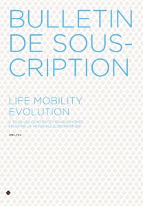 Life Mobility Evolution numero 5 du classement des meilleurs contrats d-assurance vie luxembourgeois